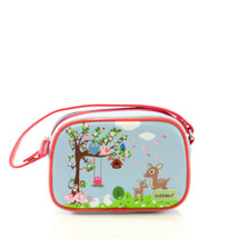 Bobble Art Woodland Small Purse