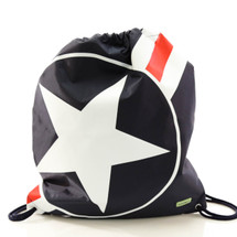 Bobble Art Stars & Stripes Drawstring Bag