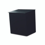 Outside Frost Cabinet Black
