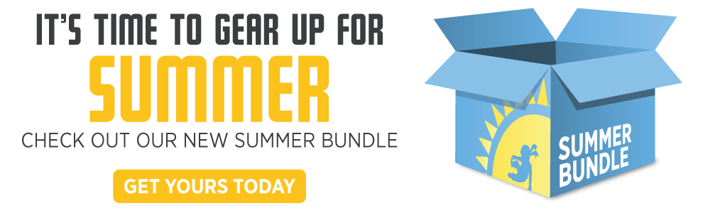 It's time to gear up for summer! Check out our new Summer Bundle.