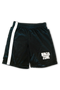 Black Athletic Ninja Shorts