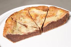 Cheesecake Brownie Wedges