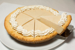 Gluten Free - Peteet's Original Plain Cheesecake