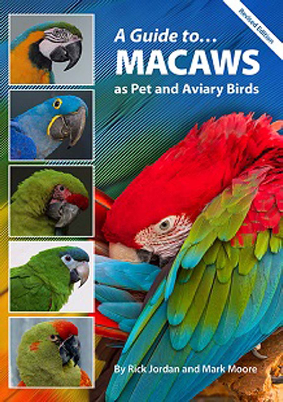 Cover of the book: ABK Macaws