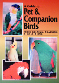 Cover of the book: ABK Pet and Companion Birds