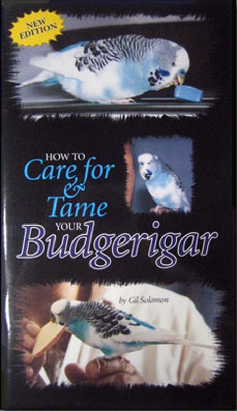 Cover of the book: How to Care for and Tame your Budgerigar