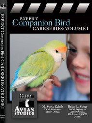 Cover of the book: DVD - Expert Companion Bird Care - Vol I
