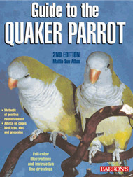 Cover of the book: Guide to the Quaker Parrot