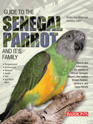 Cover of the book: Guide to the Senegal Parrot