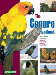 Cover of the book: The Conure Handbook