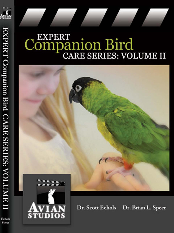 Cover of the book: DVD - Expert Companion Bird Care - Vol II