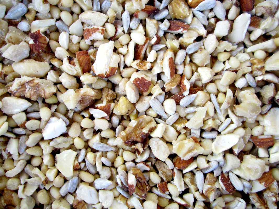 Mixed Nut Bits