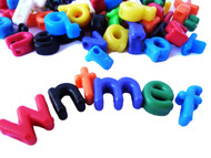 Alphabet Beads - Lower Case