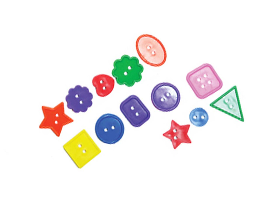 Button Shapes - Opaque