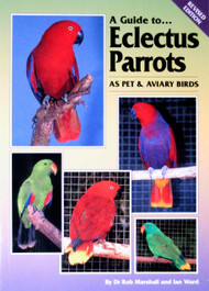 Cover of the book: ABK Eclectus Parrots