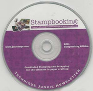 CD SB: Stampbooking CD