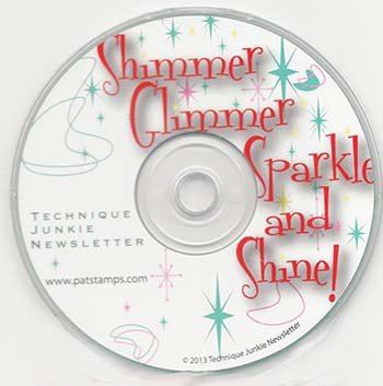 CD SGSS Shimmer Glimmer Sparkle and Shine CD