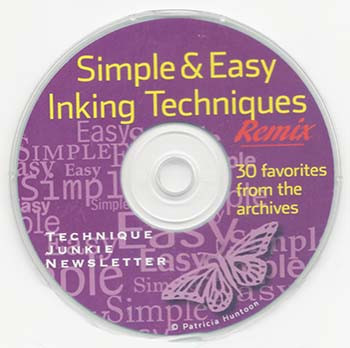 CD SEI  - Simple and Easy Inking CD