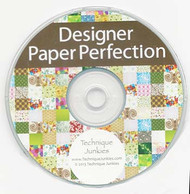 Designer Paper Perfection CD