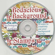 CD BBS - Bodacious Background Stamps