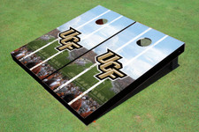 University Of Central Florida Stadium Long Strip Themed Cornhole Boards
