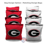 8 University Of Georgia Cornhole Bags
