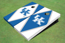 University Of Kentucky Alternating Diamond Cornhole Boards
