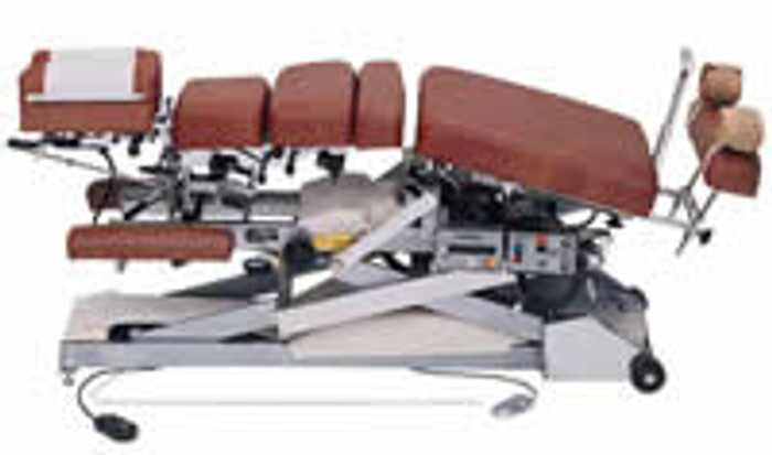New Lloyd Galaxy McMannis Elevation Chiropractic Table