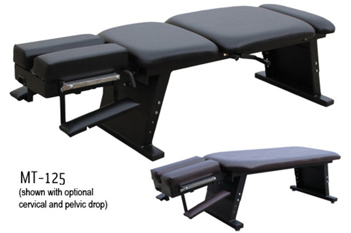 New MT Tables - MT 125 Chiropractic Table