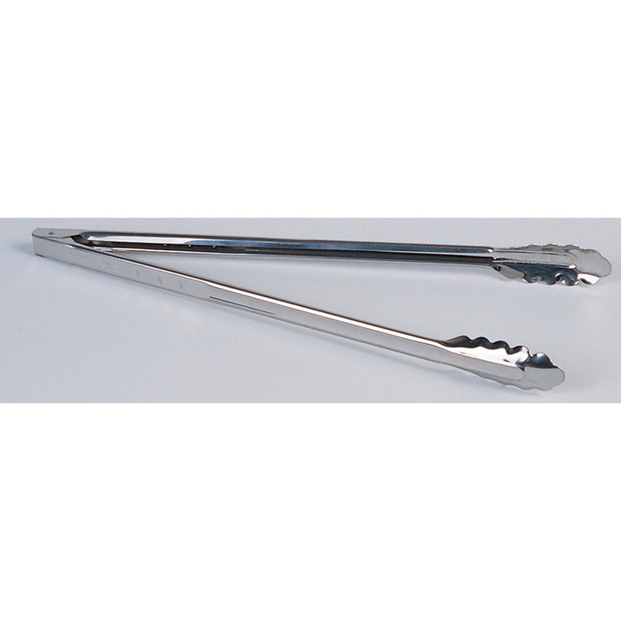 """16"""" TONGS, STAINLESS STEEL, HYDROCOLLATOR ACCESSORY"""