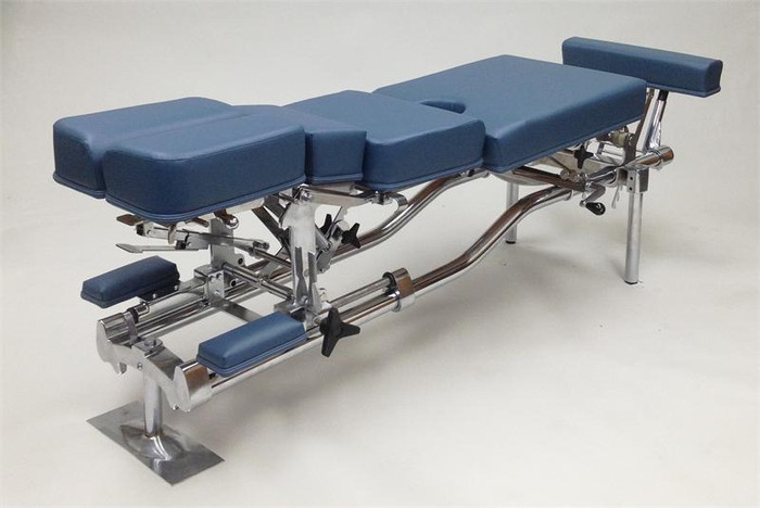 New Zenith Model 52 Stationary Chiropractic Table
