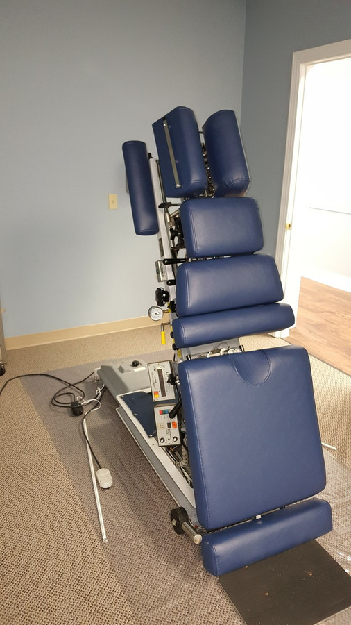 Used Reconditioned Lloyd Ultimate High Low Elevation With Auto Drops and Auto Flexion