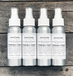 Fresh H20 Essential Room & Linen Spray (Grapefruit & Geranium)