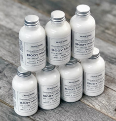 Vegan Body Milk – Bay Rum, Vanilla & Cedarwood 2oz