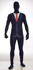Disappearing Man Buisness Suit Blue (71800)
