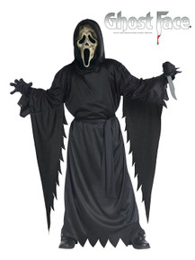 /kids-zombie-ghost-face-licensed-scream-costume-with-mas/