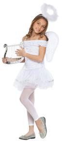 Little Angel Ruffle Dress Kids