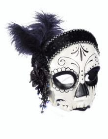 /female-sugar-skull-mask/