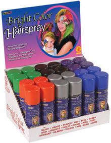 Color Hair Spray (HS180)
