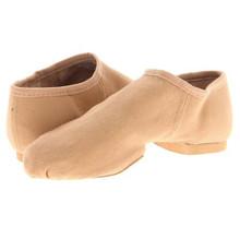 Phantom Canvas Jazz Shoes - Tan