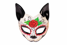 /day-of-the-dead-cat-mask-with-eyeglass-design/