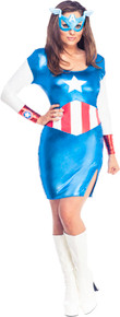 American Dream Dress Captain America