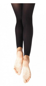 Adult Footless Ultra Soft Supplex Tights