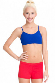 Girl's Adjustable Camisole Bra Top