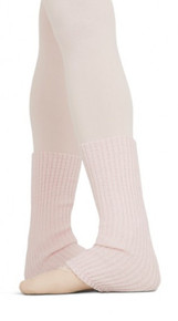 Child's Ribbed Legwarmer 12""