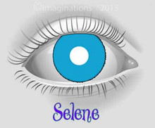 Selene Weighted Theatrical Contact Lenses