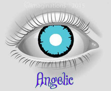 Angelic Weighted Collectible Novelty Lenses