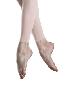 Bloch Girl's Endura Footless Tights