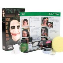 """Evil """"J"""" Makeup Kit Inspired by The Joker"""