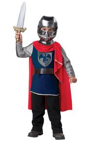 Gallant Knight Boy's Costume